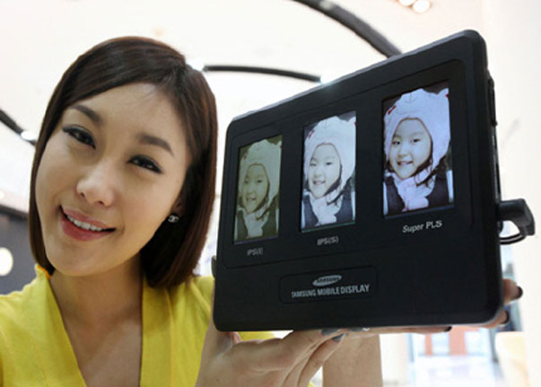 Samsung Super PLS: nueva generación de pantallas de cristal líquido LCD
