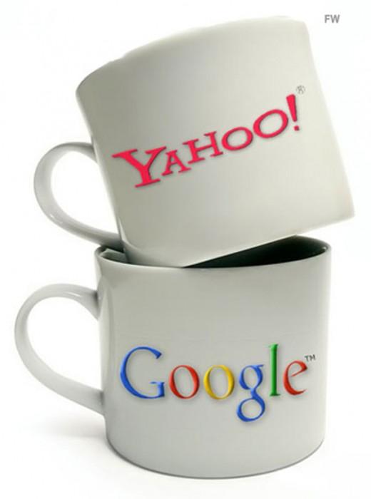 Google y Yahoo!, juntos en Japón
