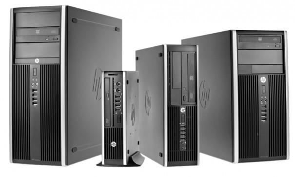 HP actualiza su gama de ordenadores de sobremesa para Pymes