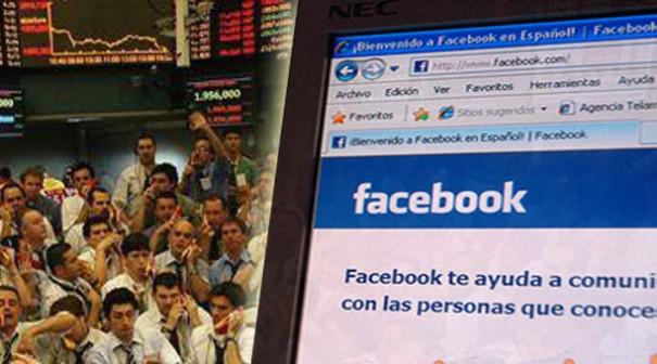 Goldman Sachs sólo permitirá la compra de acciones Facebook a inversores de fuera de EE.UU.