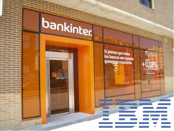 IBM gestionará la plataforma tecnológica de Bankinter hasta 2020