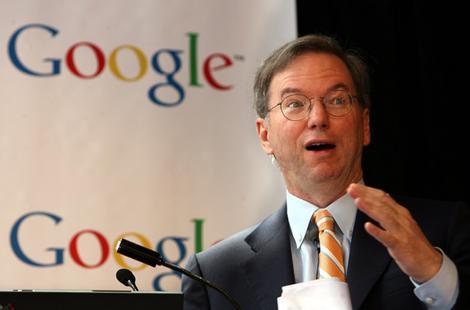 ¿Por qué dejará Schmidt su cargo de CEO en Google?