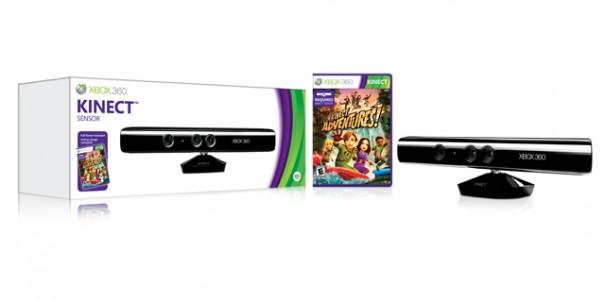 Microsoft ha vendido más de 8 millones de Kinect en dos meses