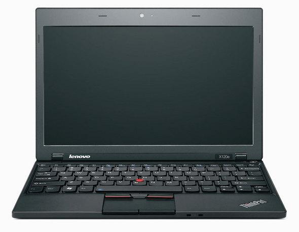 Lenovo ThinkPad X120e con APU AMD