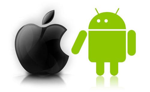 Android supera a iPhone en Estados Unidos en número de smartphones vendidos