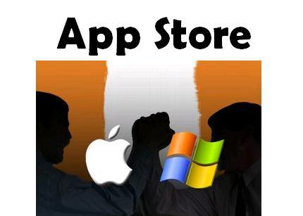 Microsoft y Apple en juicios por el término App Store, ¿de Apple o genérico?