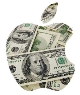 Apple sufre en bolsa sin Steve Jobs