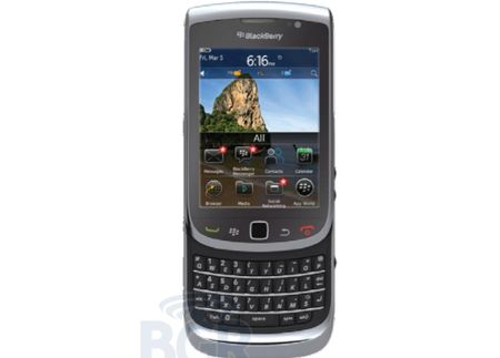 BlackBerry Torch 2, el doble de rápida