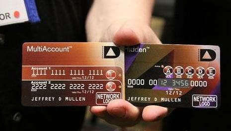 Tarjeta de crédito 2.0 en camino