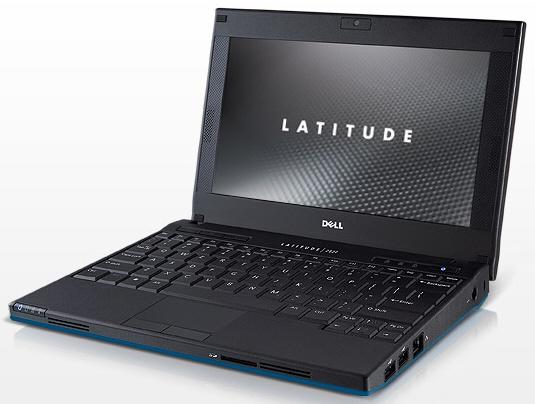 Dell Latitude 2120, el netbook para profesionales