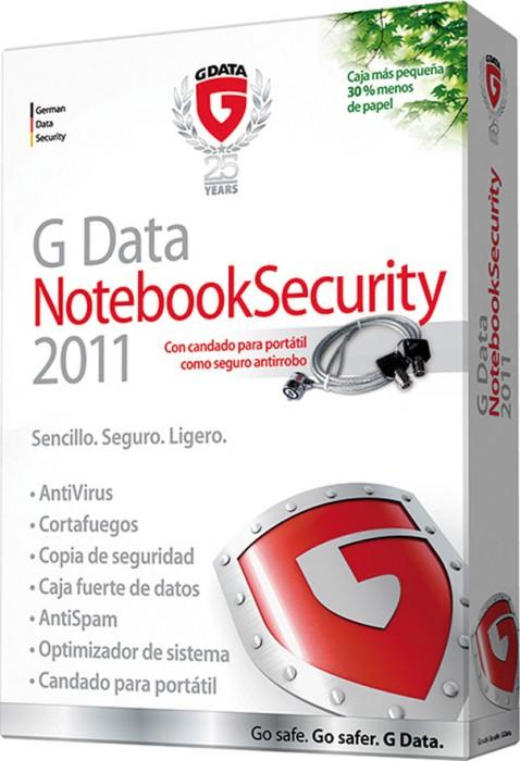 G Data lanza una suite de seguridad para portátiles