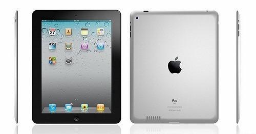iPad 2, cuádruple resolución -2048×1536 pixeles-