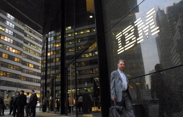 Resultados financieros IBM, mejor de lo esperado