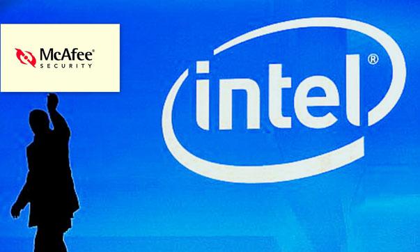 Intel y Mcafee