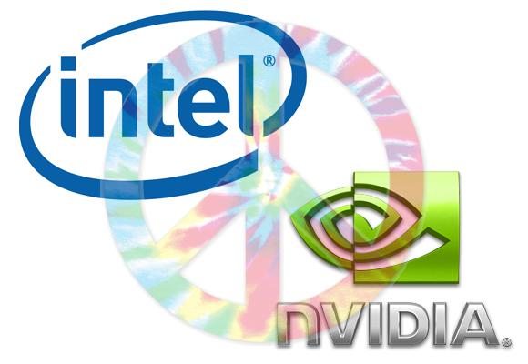 Intel pagará 1.500 millones de dólares a NVIDIA para zanjar disputas