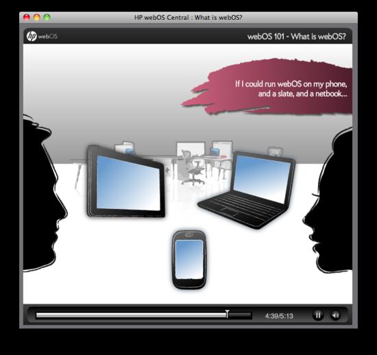HP sustituirá Windows por webOS en sus netbooks