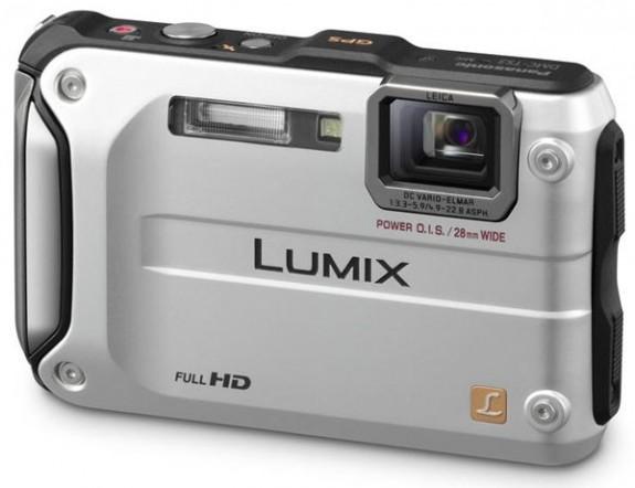 Panasonic LUMIX TS3, poderosa todoterreno