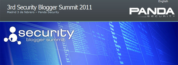 Panda security blogger summit
