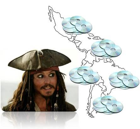 Las grandes discográficas mundiales pagarán indemnizaciones para no verse condenadas por piratas