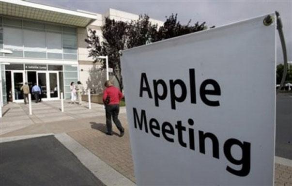Los accionistas piden a Apple transparencia en la sucesión de su CEO