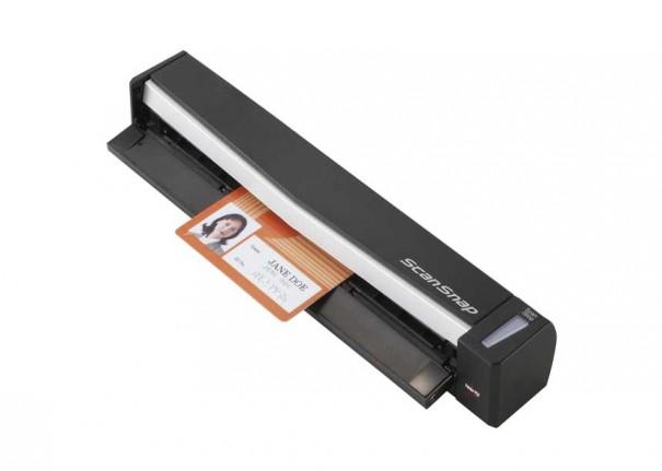 Fujitsu ScanSnap S1100, un escáner portátil para aprovechar las  ventajas de la nube
