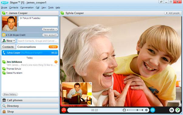Análisis de la situación económica de Skype
