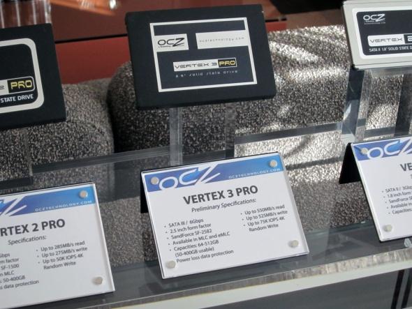 OCZ renueva las SSD empresariales Vertex 3