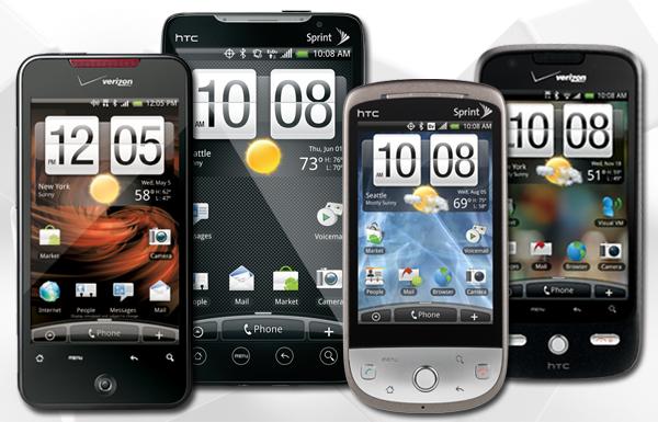 HTC, la confirmación de la rentabilidad de Android