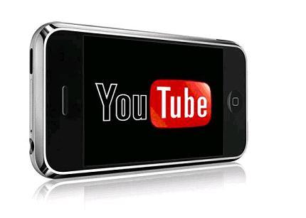 YouTube Mobile sirve diariamente 200 millones de vídeos a smartphones
