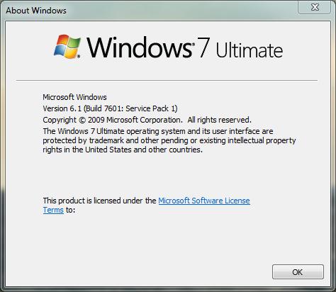 Microsoft publica el SP1 de Windows 7 en MSDN y TechNet