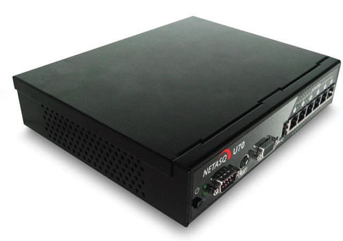 Appliances U70 de NETASQ