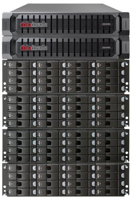EMC presenta sus nuevos sistemas de backup Data Domain