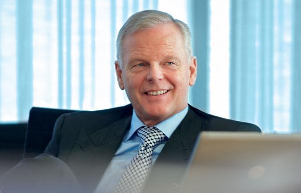El nuevo CEO de Vodafone, ex consejero delegado de Philips