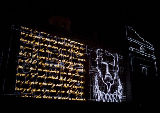 Christie revive la historia de la Catedral de Valladolid