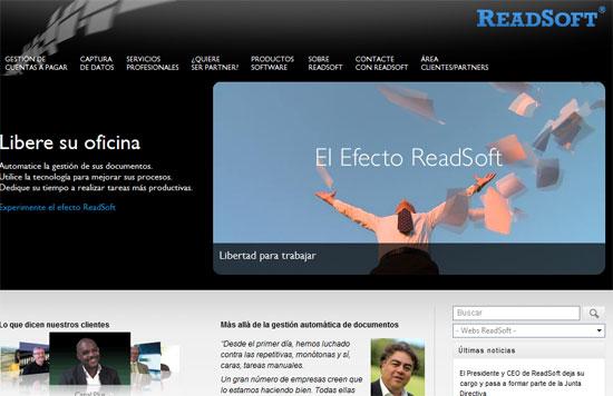 Readsoft se apoya en el canal para alcanzar sus objetivos de crecimiento