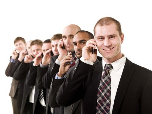 Smartphones ejecutivos