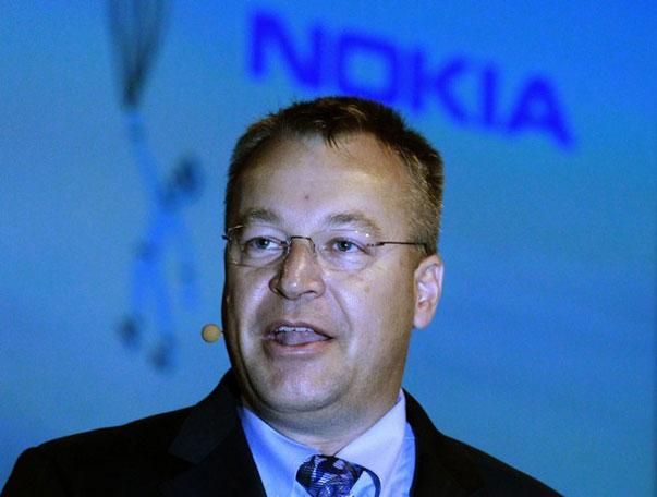"""Nokia, una """"plataforma petrolífera en llamas"""""""