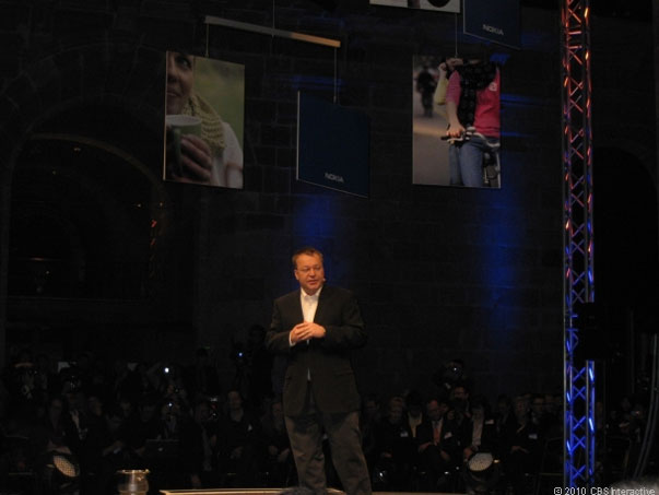 Elop visita el MWC para tranquilizar a los inversores de Nokia