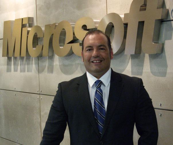 Nuevo director de Desarrollo de la Propiedad Intelectual de Microsoft Ibérica