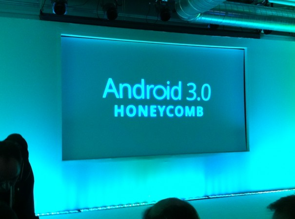 Google presenta Android 3.0 Honeycomb, al asalto del Tablet PC