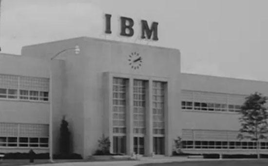 La tecnología de IBM en 100 años de historia