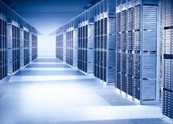 centro de datos virtual privado