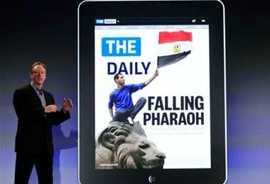 News Corp ya publica un diario para iPad desde 0,14 dólares al día