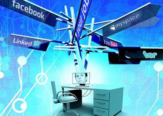 Los directivos españoles, en el punto de mira de Facebook y Google