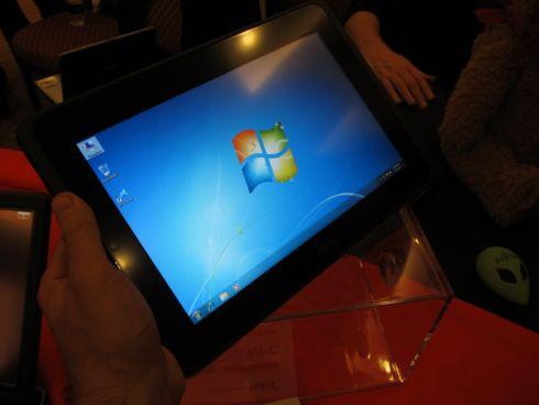 Fujitsu Stylistic Q550, un Tablet para empresas