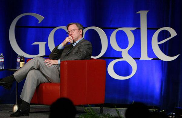 Eric Schmidt: el presente de Google y la informática en 50 años