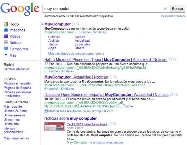 Google penalizará las webs de baja calidad y agregadores masivos