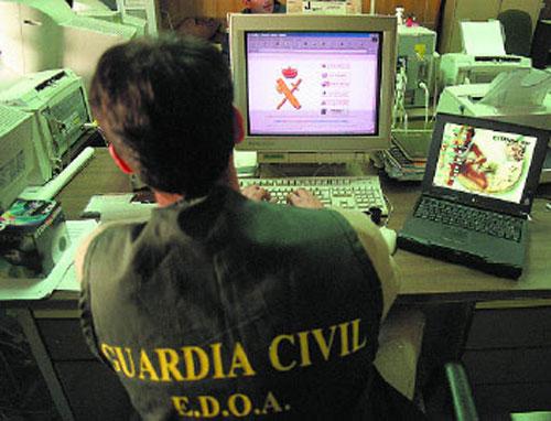 Delitos telemáticos Guardia Civil