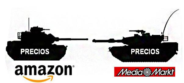 ¿Guerra de precios entre Amazon y MediaMarkt?