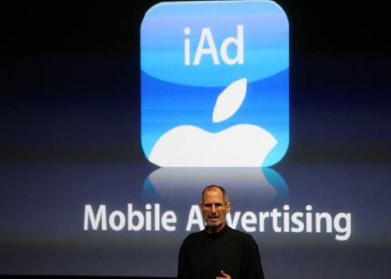 Apple: la publicidad en el iPhone es el doble de efectiva que en televisión